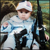Pistol Packin' Preemie