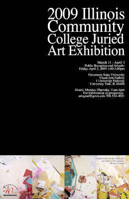 Illinois Community College Juried Art Show