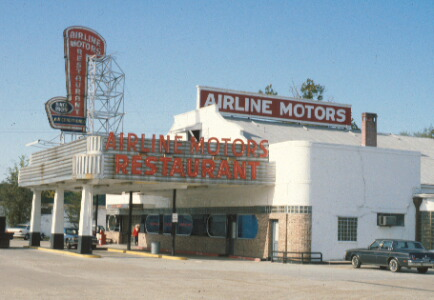 Airline Motors Restaurant