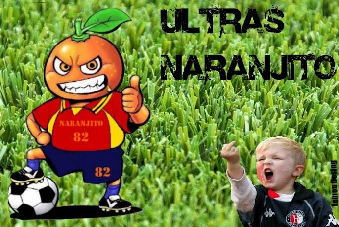 Ultras naranjito