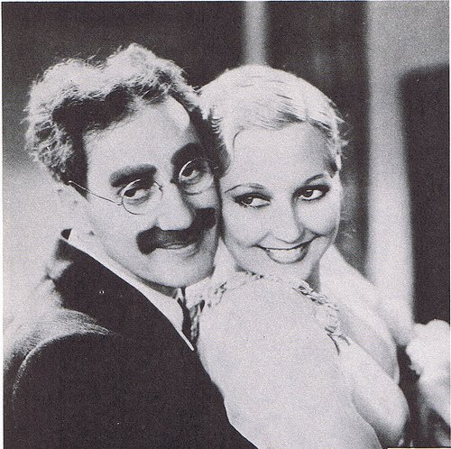 groucho marx lydia the tattooed lady. before—that Groucho#39;s