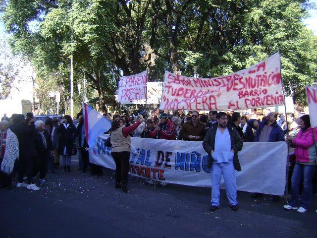La Matanza Profesionales De La Salud Marchar N Al Municipio