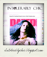 Intolerably Chic