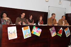 """Presentación del libro, """"De roca y yerbabuena"""", en Vilaseca (Tarragona)."""