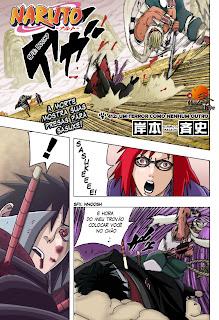 Naruto Mangá 412 (Colorido)