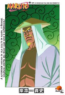 Naruto Mangá 417 (Colorido)
