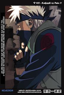 Naruto Mangá 422 (Colorido)