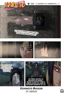 Naruto Mangá 385 (Colorido)
