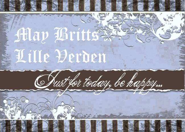 May Britts lille verden