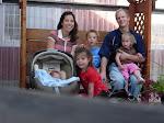 Halliday Family