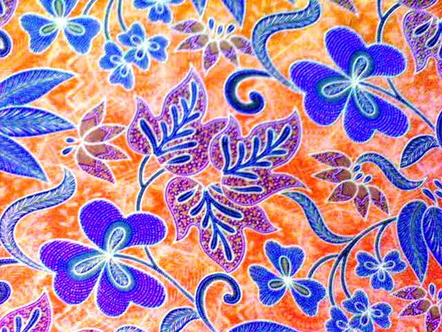 batik essay