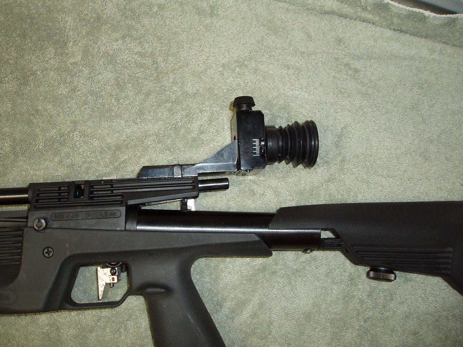Air rifles IZH-61, IZH-60, IZH-38 18