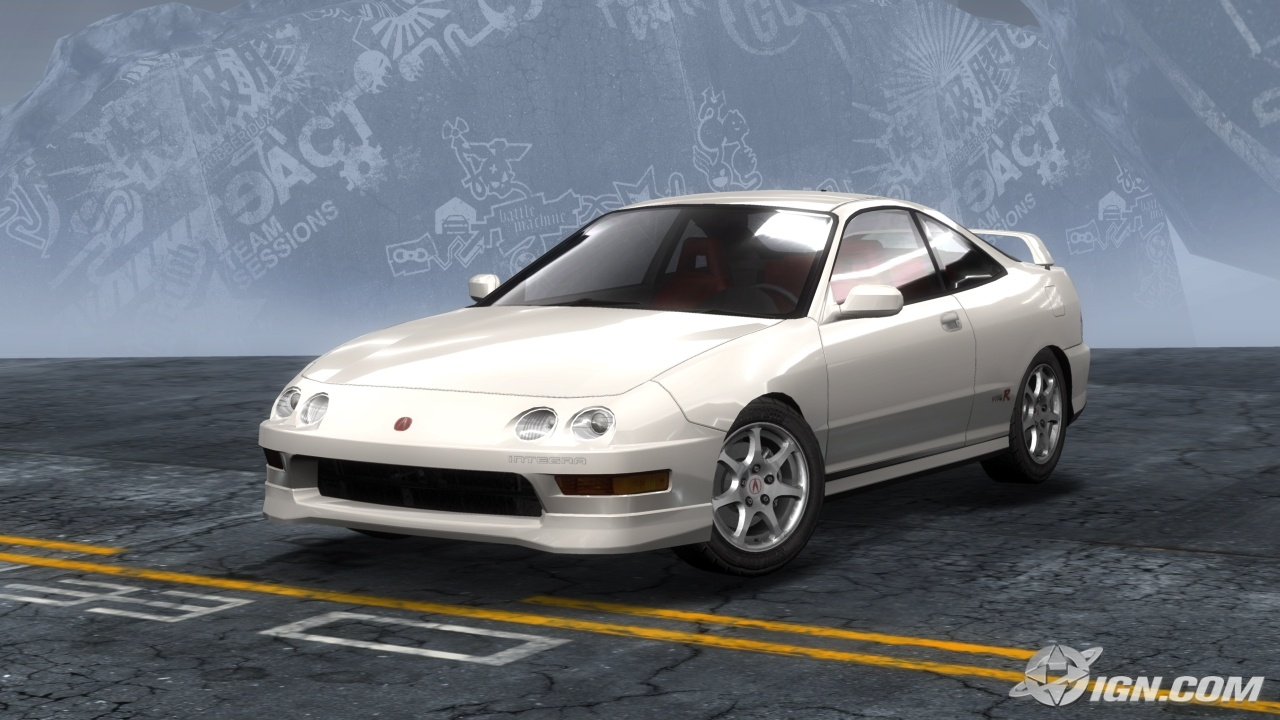 The Integra's balance of reliability and performance made it an instant hit,