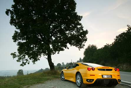 Ferrari F430 Spider Wallpaper. Ferrari F430 Spider Wallpaper
