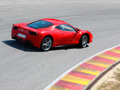 Ferarri 458 italia wallpaper