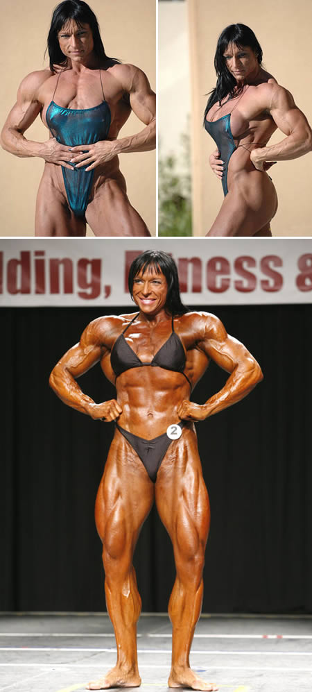 cheyfitness: World's Most Extreme Female Bodybuilders