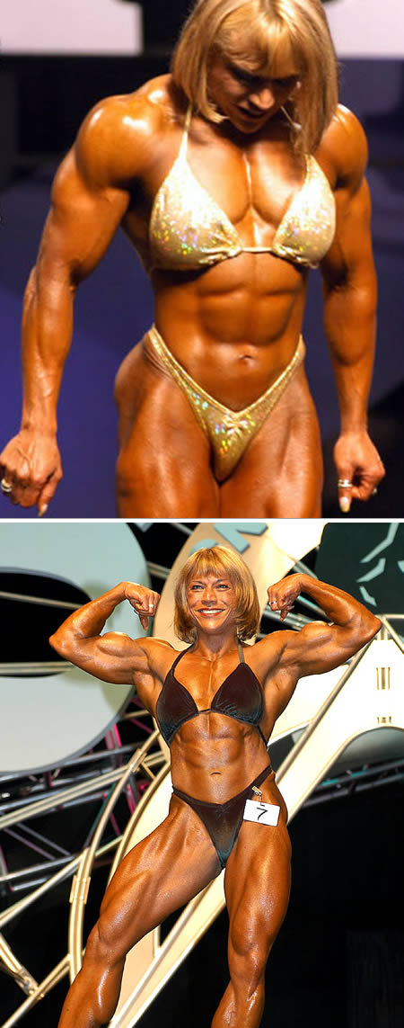 Idea and extreme female bodybuilders naked agree, very