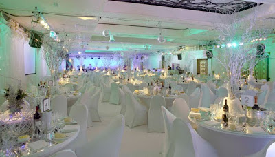 summer wedding receptions decoration