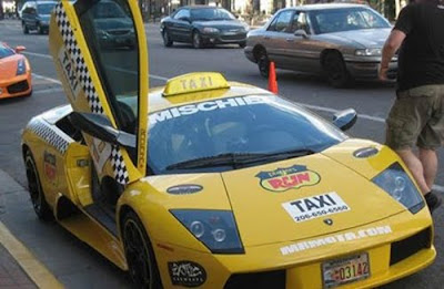 Unusual taxi around the world 2