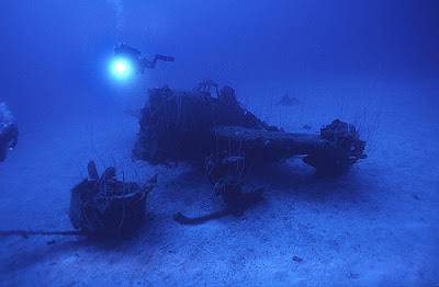 USS Saratoga   Big Blue Technical Diving News and Events
