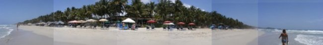 Playa El Agua Panorámica
