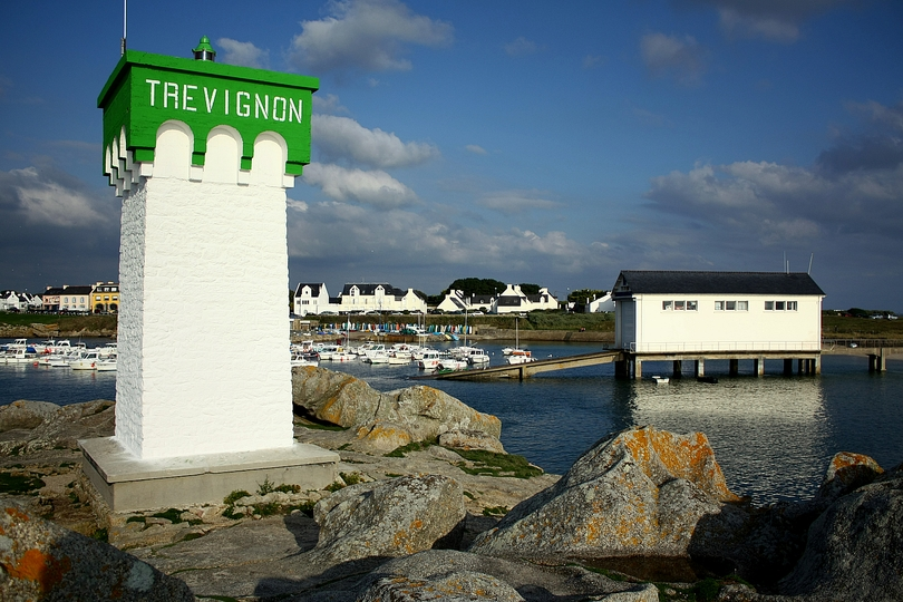 Pointe de Trévignon (Trégunc).