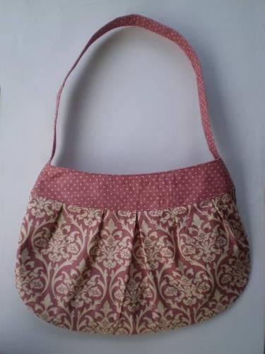 Сшить сумочку из ткани