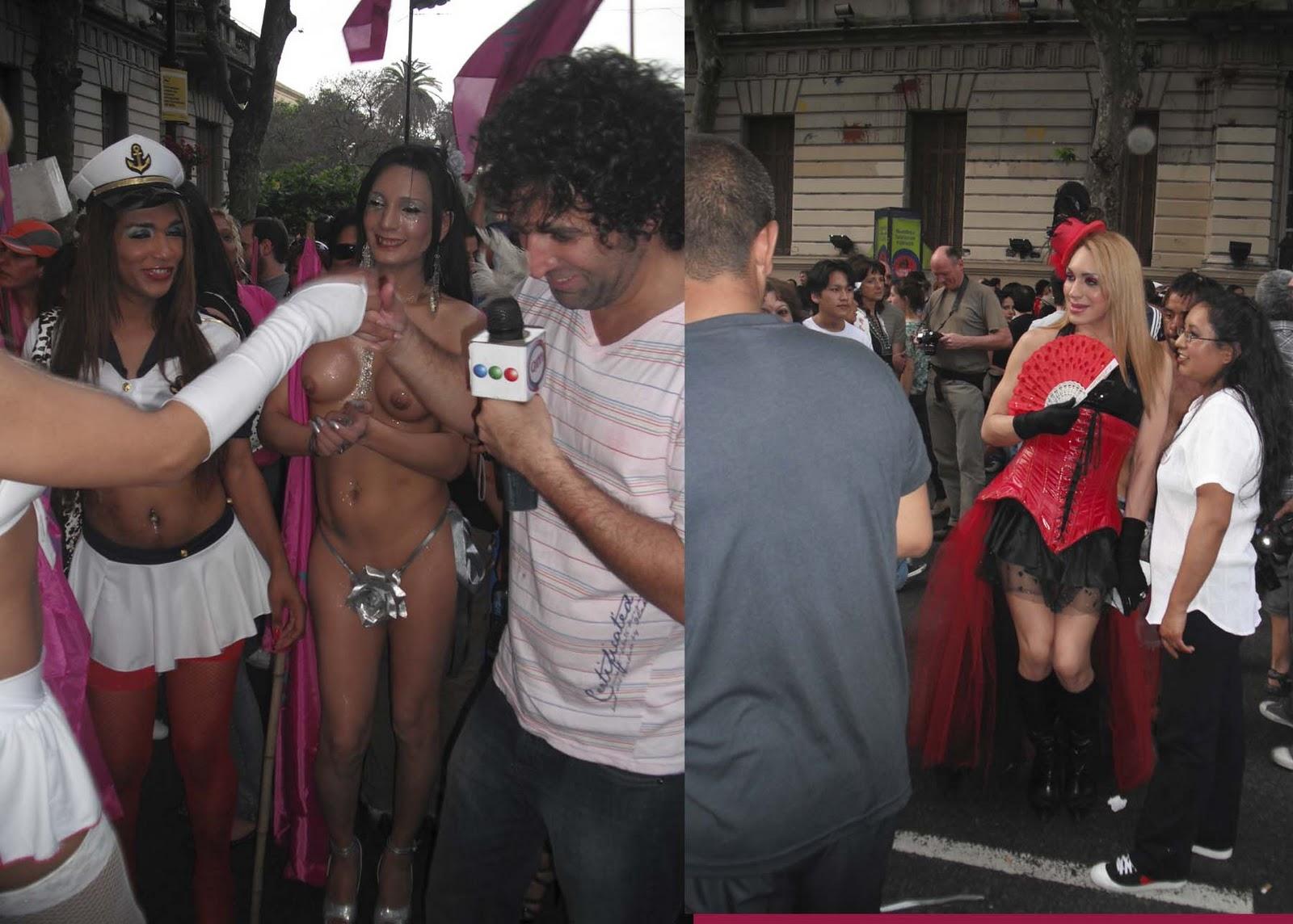 Nueva York celebra un multitudinario Desfile del Orgullo Gay