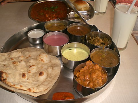 OMEGA CATERING SERVISE: NORTH INDIAN FOOD