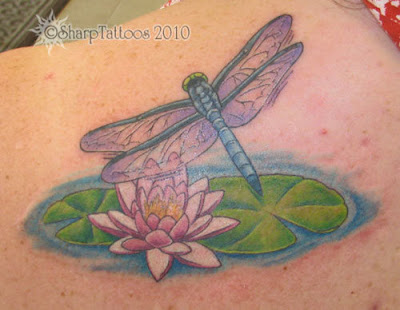 Dragonfly Tattoos - A Truly Unique Tattoo Design