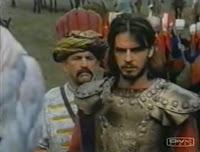 Scena iz filma Boj na Kosovu