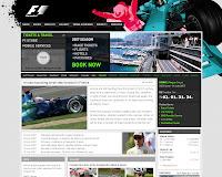 Formula1.com sajt