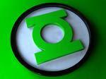 anillo linterna verde