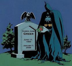 Batman ofrenda