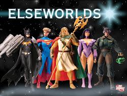 nuevas figuras de DC