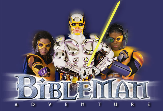 Bibleman w friends