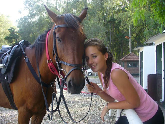 MI caballo♥