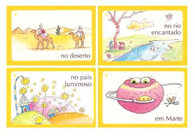9 Materiais para contar histórias para crianças