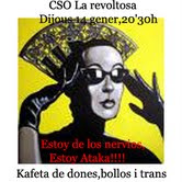 Els Dijous del CSO La Revoltosa (c/ Rogent 82, clot)