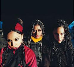 Grupo hip-hop cañero de tías: Actitud Maria Marta