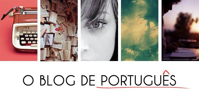 O Blog de Português