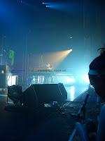 Tim Rice-Oxley still in bright light