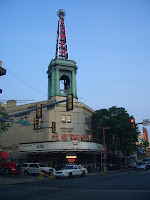 Tower Theater at 6.30 pm in May 27, 2007