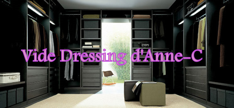 Vide dressing d'Anne-C