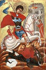 Нам поможе Святий Юрій ще й Пречиста Мати