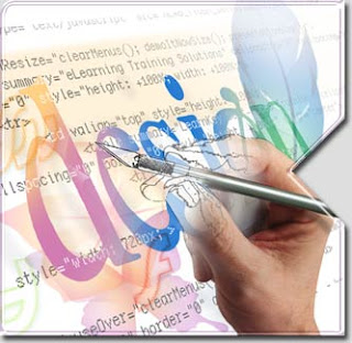 Graphics in web designing