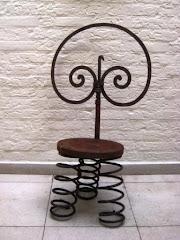 Pygmee-stoel