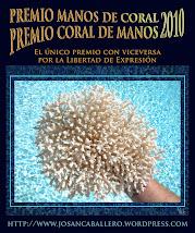 Premio Manos de Coral 2010