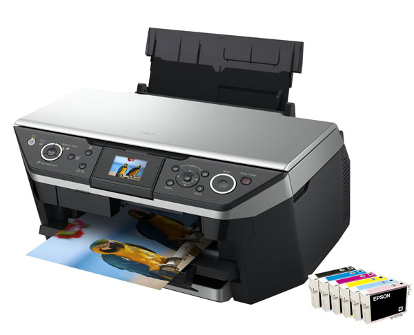 How to reset Epson Stylus Photo RX690 and RX685 counter