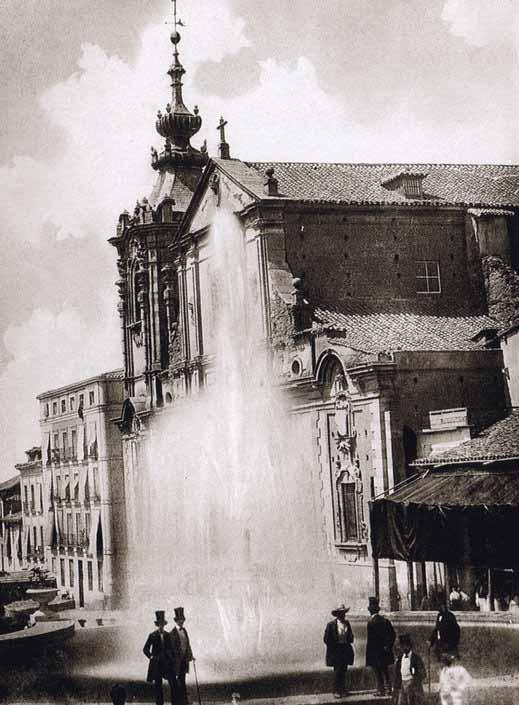 Historias matritenses el canalillo de madrid - Oficinas canal isabel ii madrid ...